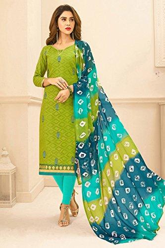 Kameez Da Indian Salwar Ethnic Traditonal Partywear Facioun Women Blue Designer zrA1zxv