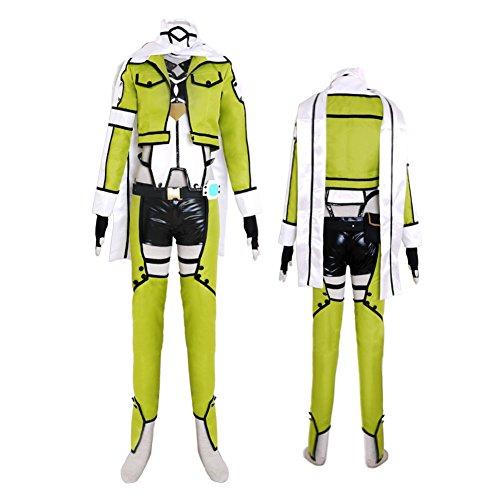 Asada Shino Costume (CG Costume Women's Sword Art Online II Asada Shino Sinon GGO Costume Cosplay XLarge)