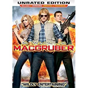 MacGruber (Unrated Edition) (2010)