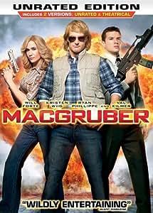 NEW Macgruber (DVD)