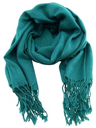 Accesorio Verde Esmeralda 198cm Colores Suave Suave Mujer Scarf Hombre 90cm Color Bufanda Muy Top Trendy X 20 rZqwTAr