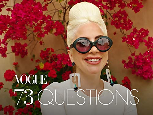 - 73 Questions With Lady Gaga