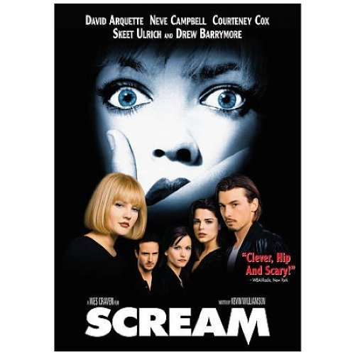 DVD : Scream (Widescreen, AC-3, Dolby)