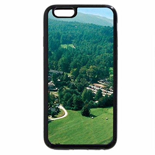 iPhone 6S / iPhone 6 Case (Black) Aerial View of High Hampton