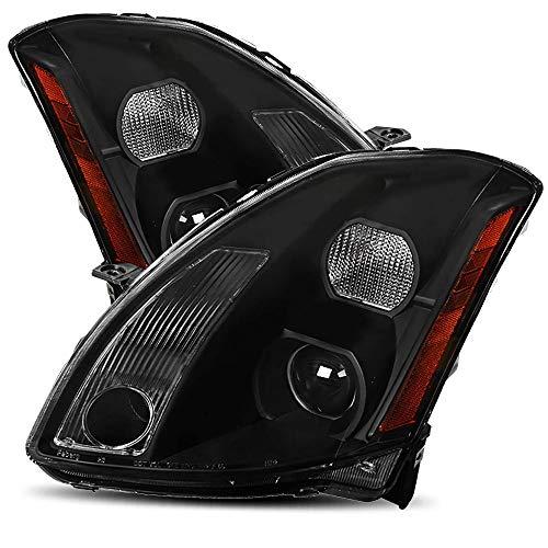 04 maxima headlight assembly - 2
