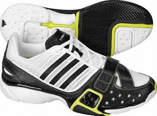 Adidas C.Y.D Reflex Tennisschuhe weiss/schwarz/grün B-Ware