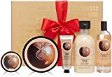 The Body Shop Shea Essential Collections Bath & Body Gift Set, 5 pc