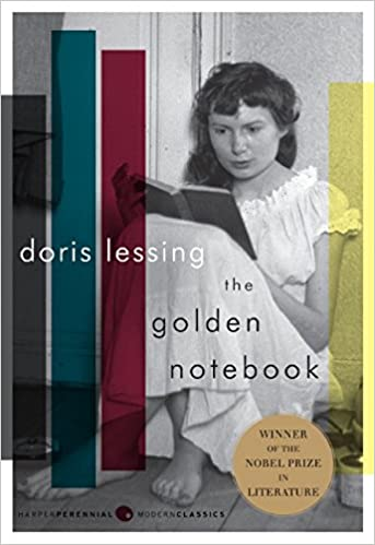 Image result for the golden notebook