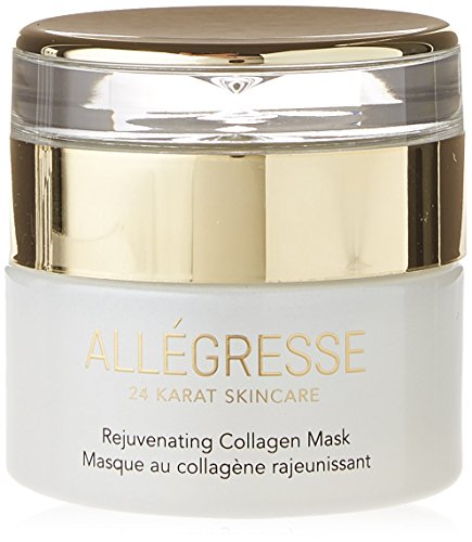 ALLEGRESSE 24K Gold Rejuvenating Collagen Mask