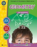 Geometry, Grades 6-8, Mary Rosenburg, 1553194721