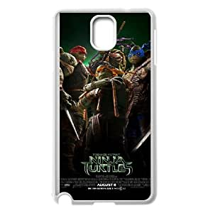 FOR Samsung Galaxy NOTE4 Case Cover -(DXJ PHONE CASE)-Teenage Mutant Ninja Turtles-PATTERN 14