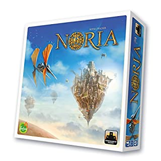 Stronghold Games Noria Board Game Board Games