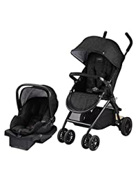 Evenflo Sibby Travel System, Charcoal BOBEBE Online Baby Store From New York to Miami and Los Angeles