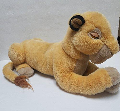 Lion King Queen Large JUMBO Plush Toy 21