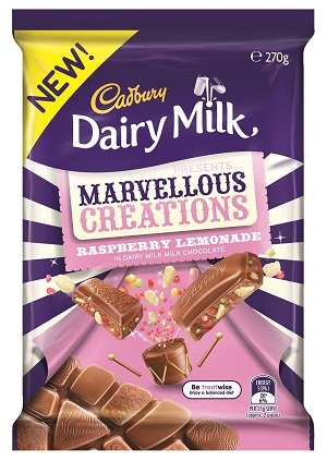 Amazon.com : Cadbury Marvellous Creations 300g (Made in Australia ...