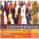 Connexions, niveau 2 (CD audio pour la classe)