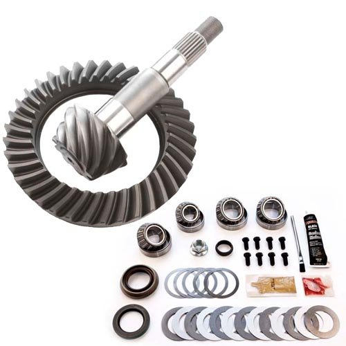 3.55 RING AND PINION & MASTER BEARING INSTALL KIT - DANA 35 STANDARD ()