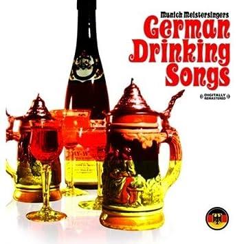German Drinking Songs Digitally Remastered