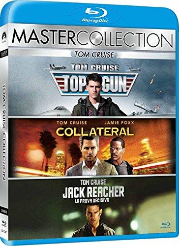 Tom Cruise Master Collection (3 Blu-Ray) [Italia] [Blu-ray]
