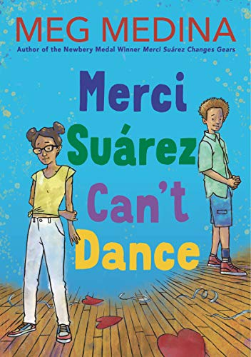 Book Cover: Merci Suárez Can't Dance