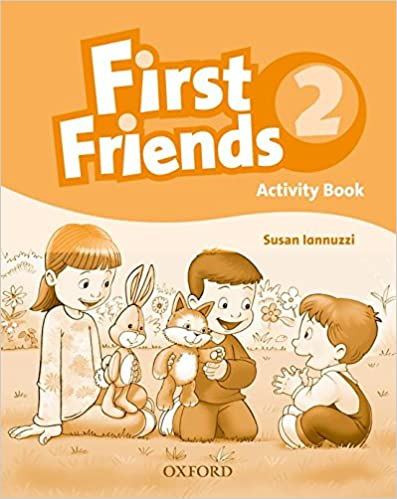Book First Friends 2: Activity Book
