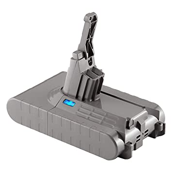 Huibatt - Batería de Repuesto para aspiradora Dyson V8 (21,6 V ...