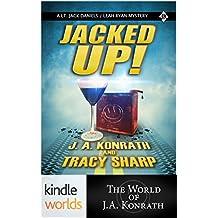 Jack Daniels and Associates: Jacked UP! (Kindle Worlds Novella)