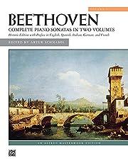 Beethoven -- Sonatas, Vol 1