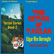 The Return of Tarzan: Tarzan Series, Book 2