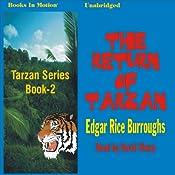 The Return of Tarzan: Tarzan Series, Book 2 | Edgar Rice Burroughs