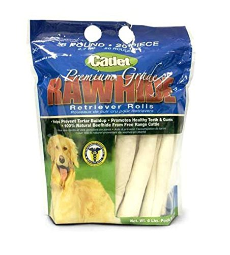 Rawhide Retriever Roll - Cadet 10