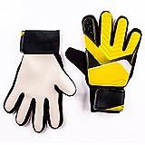 Senston Breathable Kids Goalkeeper Gloves Junior Predator Soccer Goalkeeper Training - Secure and Comfortableto Reduce the Chance of Injury