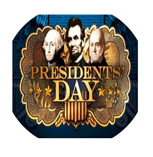 (President's Day | Lincoln Birthday - Edible Image Cupcake Toppers - Set of 12 Precut - 2