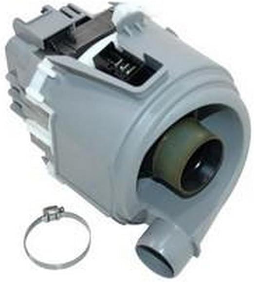 Bosch BSH – Bomba de ciclo y resistencia para lavavajillas Siemens ...
