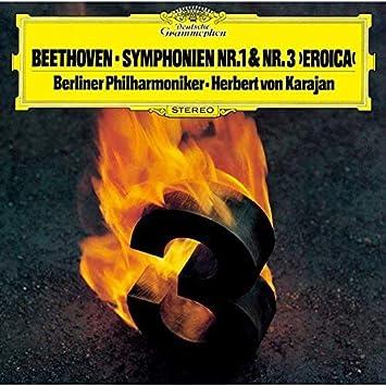 ベートーヴェン:交響曲第1番&第3番(英雄)(SHM-CD)