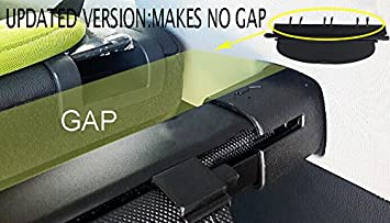 Kaungka Car Glove Box Car Center Console Tray Armrest Storage Box Organizer for 14-18 Nissan Rogue Not Fit for Nissan Rogue Select