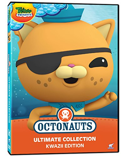 Octonauts: Ultimate Collection - Kwazii Edition