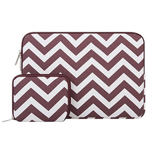Mosiso Laptop Sleeve Bag for 13-13.3 Inch MacBook - Small Apple Laptop Macbook Pro