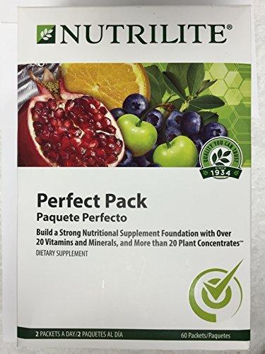 nutrilite perfect pack - 4