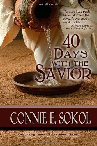 40 Days with the Savior pdf epub