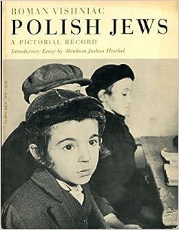 Polish jews roman vishniac 9780805203608 amazon books fandeluxe Gallery