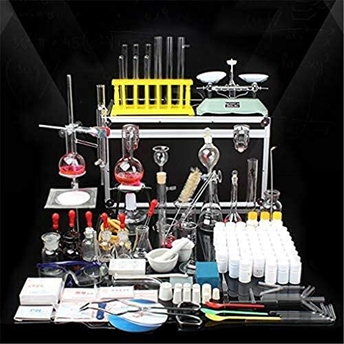 Bbhhyy El Material De Lab Laboratorio De Química Cristalería ...