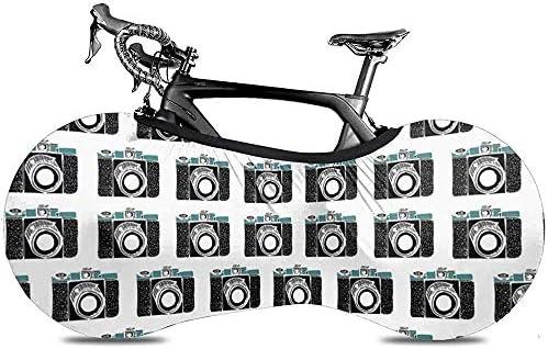 LisaArticles - Funda Protectora para Bicicleta (protección contra ...