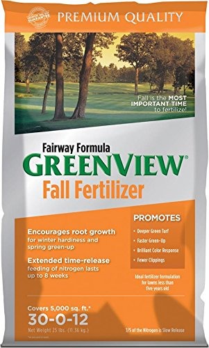 Libanon Anliegerstaaten Corporation grün View Fairway 30–0-12 Fall 0-phosphate Dünger
