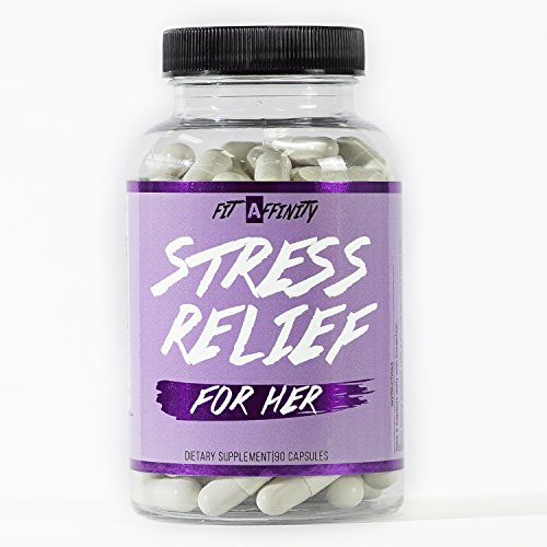 Fit Affinity Stress Relief for Her - 90 Capsules