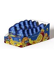 Nesfruta Liquid Water Enhancer, Orange Mango Peach Flavour, 52ml Squeeze Bottle (Pack of 12)