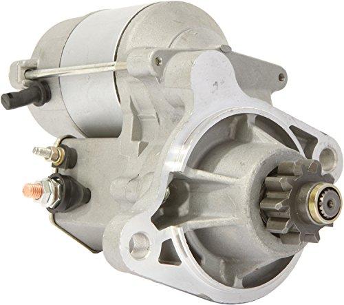 DB Electrical SND0411 Starter For Bobcat Compact Track Loader MT50, MT52, MT55 / Skid Steer Loader 453F, 463, 553, 553F, 653, S70 / Clark Skid Steer Loader 653/6667987, 6667987EF, 6667987REM by DB Electrical