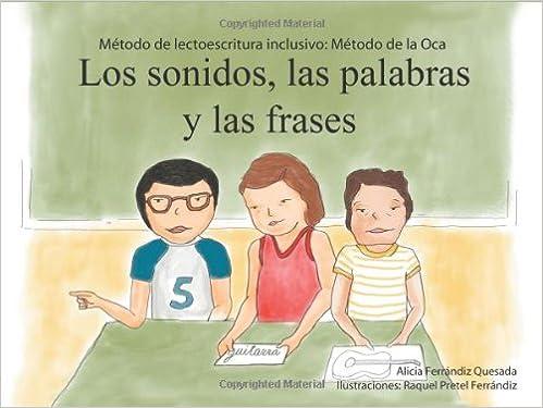 Amazoncom Los Sonidos Las Palabras Y Las Frases Metodo