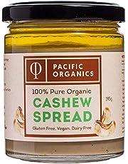 Pacific Organics Organic Cashew Nut Butter, 195g