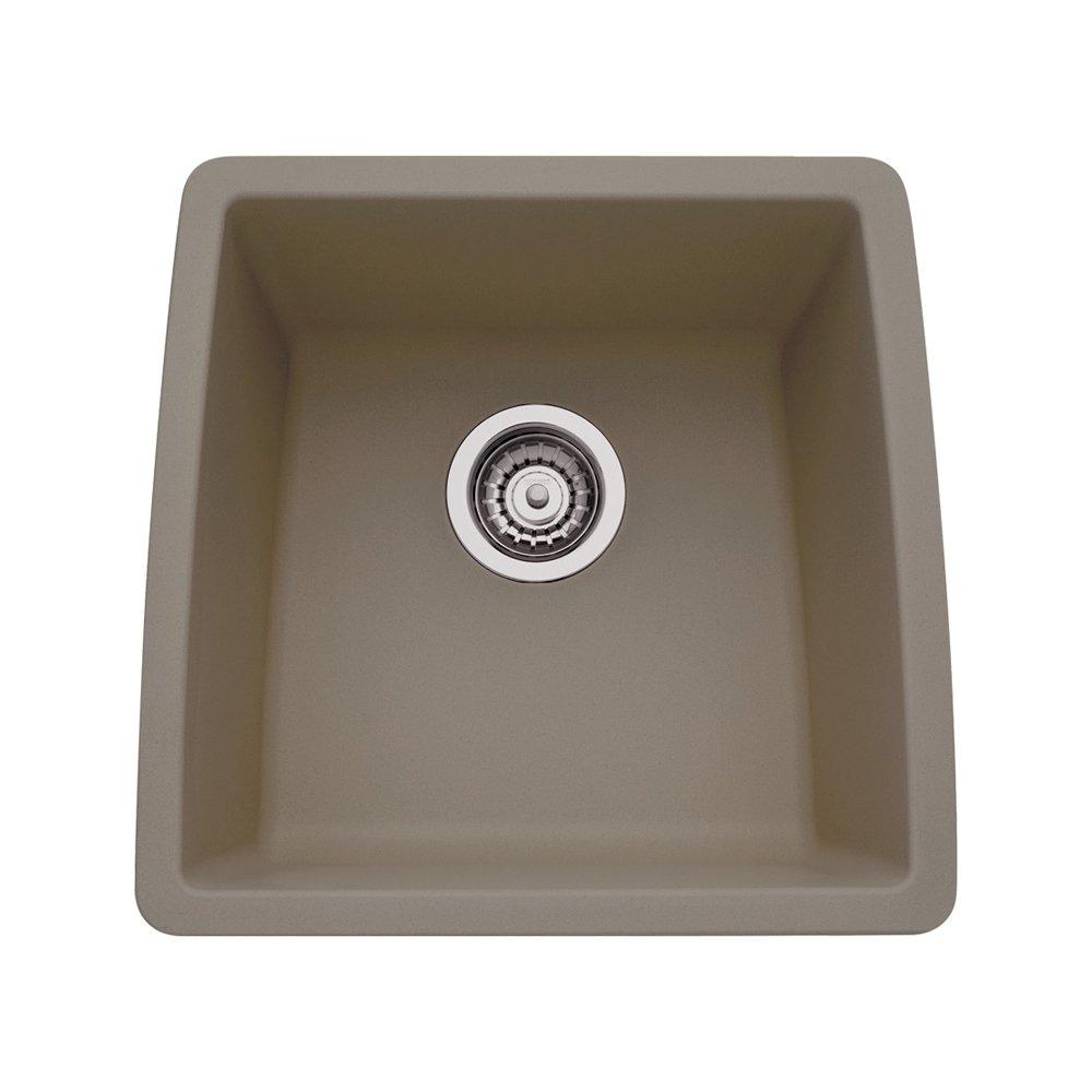 Blanco 441288 Performa Bar Sink, Truffle